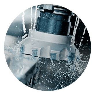 Frezen van materialen als aluminium en rvs