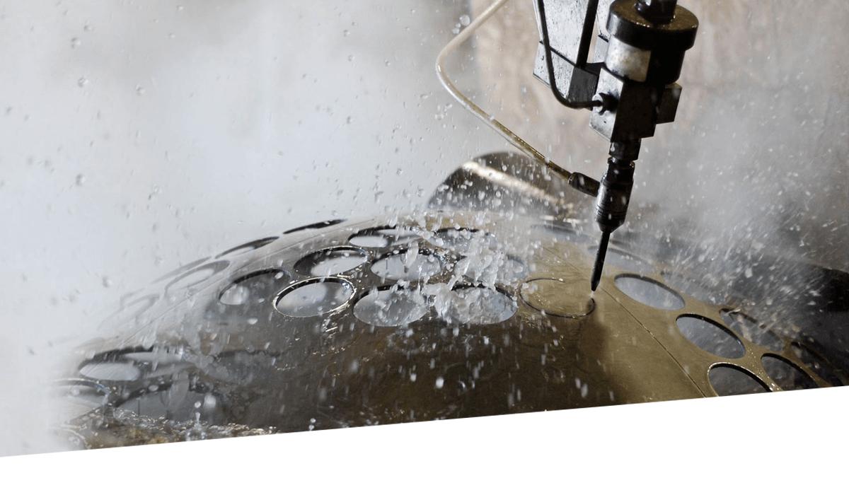 Watersnijden Metaal